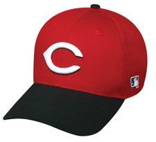 MLB ADULT Cincinnati REDS Road Red Black Hat Cap Adjustable Velcro TWILL by  Team MLB OC Sports Outdoor Cap Co..  9.48. We are your team supplier with  team ... e97fdd630f41