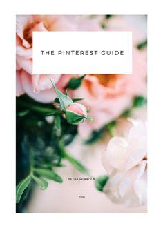 Pinterest Guide by Nellaino www.nellaino.com Social Media Tips, Social Media Marketing, Marketing Strategies, Online Marketing, Pinterest Categories, Creative Business, Business Tips, Online Business, Pinterest For Business