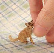 A wonderful miniature from artist Aleah Klay