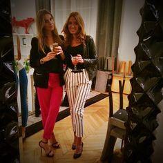 """#CointreauFizz #Girls #Night #JLink W @cocosalv #Cocktail #Cointreau"" by @whichclothestoday - Paris, September 2014"