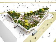 Resultado de imagen para proyectos creativos de arquitectura