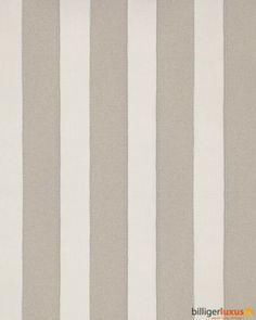 Rasch Tapete Bambino 2015 Streifen creme beige 288506