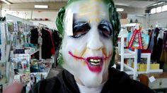 vapaalla Halloween Face Makeup, Instagram