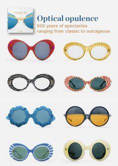 50's inspired eyewear