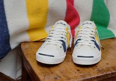 Converse Hudson's Bay Jack Purcell Sneaker | Uncrate