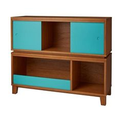 District Storage Bench/Bookcase (Wheat) (¥40,350) ❤ liked on Polyvore featuring home, furniture and colored furniture
