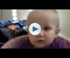 Baby Gets Scared Real Easily