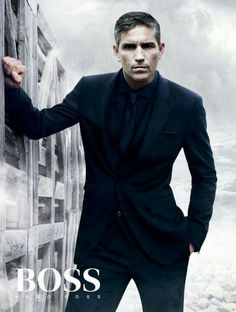 The man in a (designer) suit....COME TO MOMMA!!!