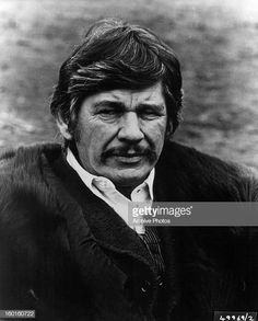 Charles Bronson in a scene from the film 'Breakheart Pass', Get premium, high resolution news photos at Getty Images Charles Bronson, Sites Like Youtube, Video Site, Clint Eastwood, Still Image, Obama, Jon Snow, Documentaries, Scene