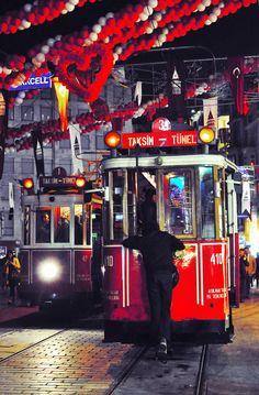 City Life - Istanbul - Turkey