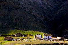 Xinjiang wulumuqi Nanshan scenery!-7