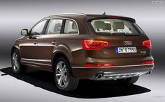 Audi Q7. You can download this image in resolution 1920x1200 having visited our website. Вы можете скачать данное изображение в разрешении 1920x1200 c нашего сайта.