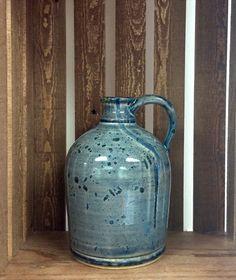 Stoneware pottery crock