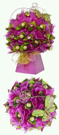 Bouquet ferrero