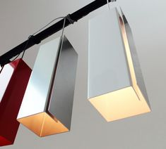Metal Folded Pendant Light | seDURST | Archinect