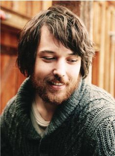 Robin Pecknold from Fleet Foxes <3