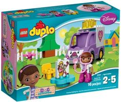Buy LEGO DUPLO Doc McStuffins Rosie the Ambulance 2015 for R429.00
