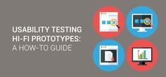 Usability testing high fidelity prototypes: a how-to guide. If you're a user experience professional, listen to The UX Blog Podcast on iTunes.