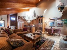 Abode at Cache in Deer Valley #abodeparkcity #parkcityvacationrental #deervalleyvacation