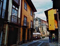Rua da Rainha, Guimaraes.