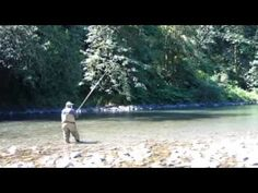 Spey Casting Skagit Lines with Mike Kinney Fly Fishing Guide