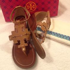 Tory Burch Chandler Wedges Sz 10.5 New with box and dust bag. Sz 10.5. ❌❌️PRICE FIRM❌❌ Tory Burch Shoes Wedges