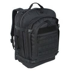Bugout Bag - Black