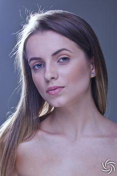 Model : Alexandra Hocher ,  Retouch : Teodora Dimitrova ,  Makeup & Photo : Daniel Puscau