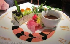Alice in Wonderland Cafe, Ginza Tokyo, Theme Restaurant Review - Sparkle Side Up