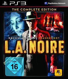 L.A. Noire - The Complete Edition (uncut): Playstation 3: Amazon.de: Games
