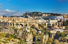 Constantine - Algérie - Destinations - Vols - Aéroport Marseille Provence