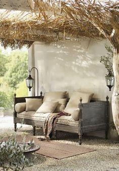 kisFlanc Lakberendezés Dekoráció DIY Receptek Kert Háztartás Ünnepek: 20+1 Natúr színű terasz és erkély inspiráció