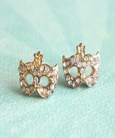 Masquerade Masks earrings