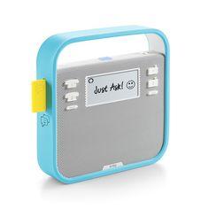 Smart Portable Speaker // Blue