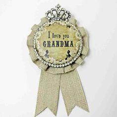 I Love You Grandma R