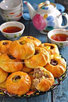 Вак балиш (маленькие пироги с мясом и картошкой) - Вкусная пауза