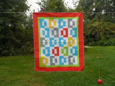 Kathy's Quilting Blog: Split Decision #1 -- A Friday Finish