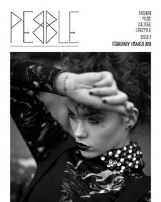 Pebble zine – Issue Three  We challenge ourselves with looking at movement in a wide sense from getting a close look at animation company Blue Zoo bringing life to fictional characters, to sportswear inspired fashion shoots, introducing a new generation of designers and London Men's Fashion Week. We take a glance at music movements around the United Kingdom and our favourite road movies