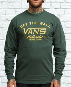 t-shirt vans off the wall new collection Vans Off The Wall 0437b3a4f10