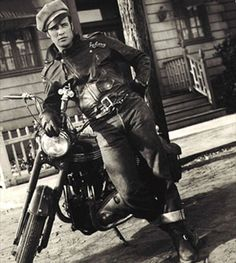 Marlon Brando - this town is only big enough for me !