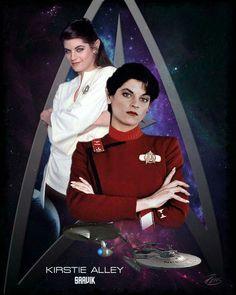 Star Trek II: Saavik