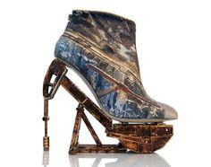 chaussure arty Anastasia-