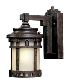 LED One Light Outdoor Wall Lantern