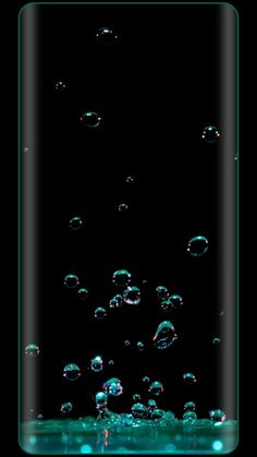 Untitled in 2019 Gold Wallpaper Phone, Wallpaper Edge, Broken Screen Wallpaper, Qhd Wallpaper, Original Iphone Wallpaper, Dark Phone Wallpapers, Oneplus Wallpapers, Bubbles Wallpaper, Iphone Homescreen Wallpaper