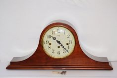 Sligh Mantle Clock  Vintage Made in the USA  by TheThriftyGifter