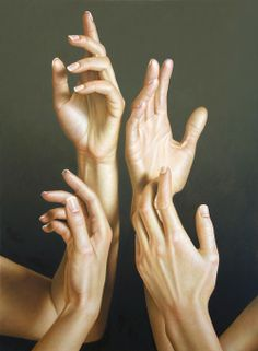 do you know how freakin hard it is to draw hands right? kudos.