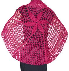 Free Crochet Wrap Pattern | FREE CROCHETED SHAWL PATTERNS « Free Patterns