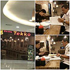 Pendataan objek pajak baru Warung Tekko di Mall @Bassura