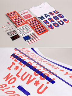 I love this branding by Build for TypeCon 2014, an annual typography-focused conference (and largest of its kind in the US). This year's theme was 'Capitolised' and the resulting typography is bold and so very handsome ...
