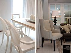 Argh. Philippe Starck. Philippe Starck, Dining Chairs, Tables, Minimalist, Architecture, Live, Interior, Furniture, Ideas